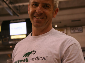 Movewell Medical, LLC Vendor Sponsor for Wheelchair Basketball at Paralympic Experience Day April 2014.