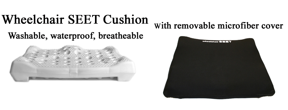 Movewell Medical Wheelchair SEET washable cushions